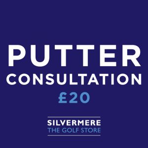 Putter Consultation at Silvermere Golf Compelex