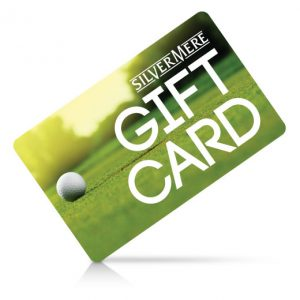 Silvermere 'Golf' Gift Card