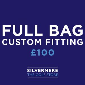 Full Bag Custom Fitting at Silvermere Golf Complex