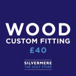 Custom Fitting - Wood