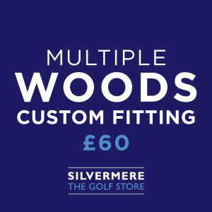 Multiple Woods Custom Fitting
