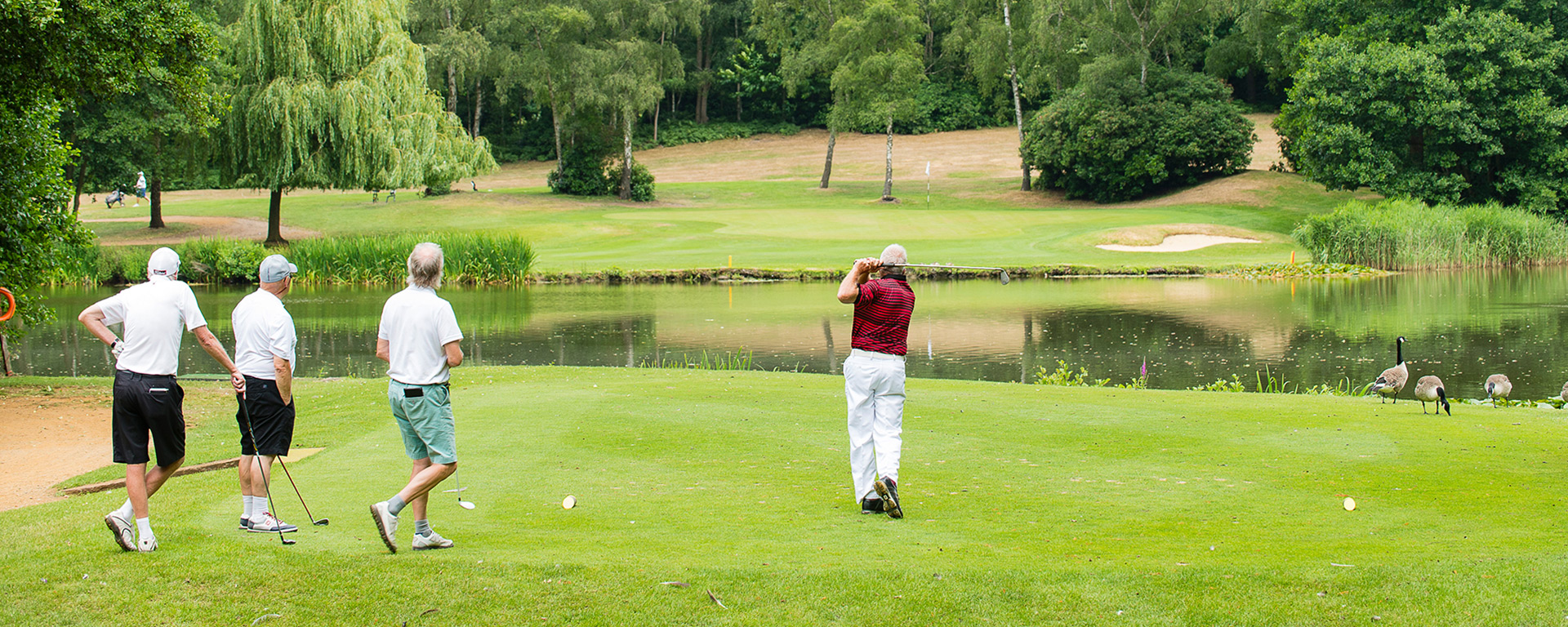 The Golf Course at Silvermere Golf & Leisure