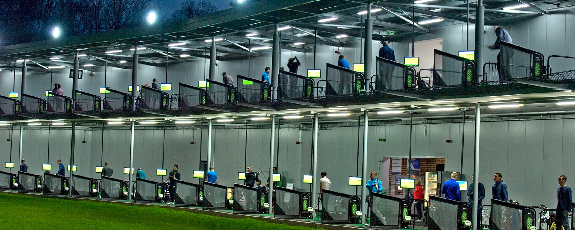 Silvermere's Toptracer Driving Range