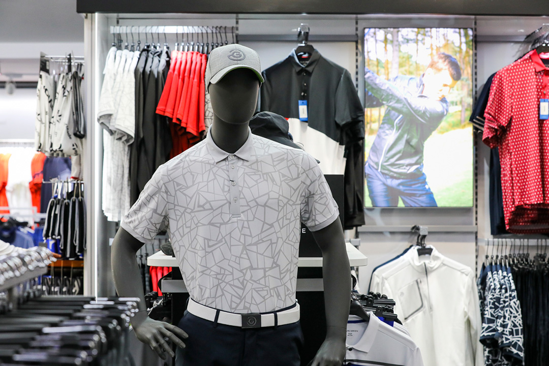 golf clothing silvermere golf store