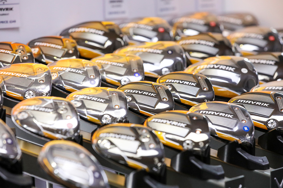 Callaway Mavrik from Silvermere Golf Storre