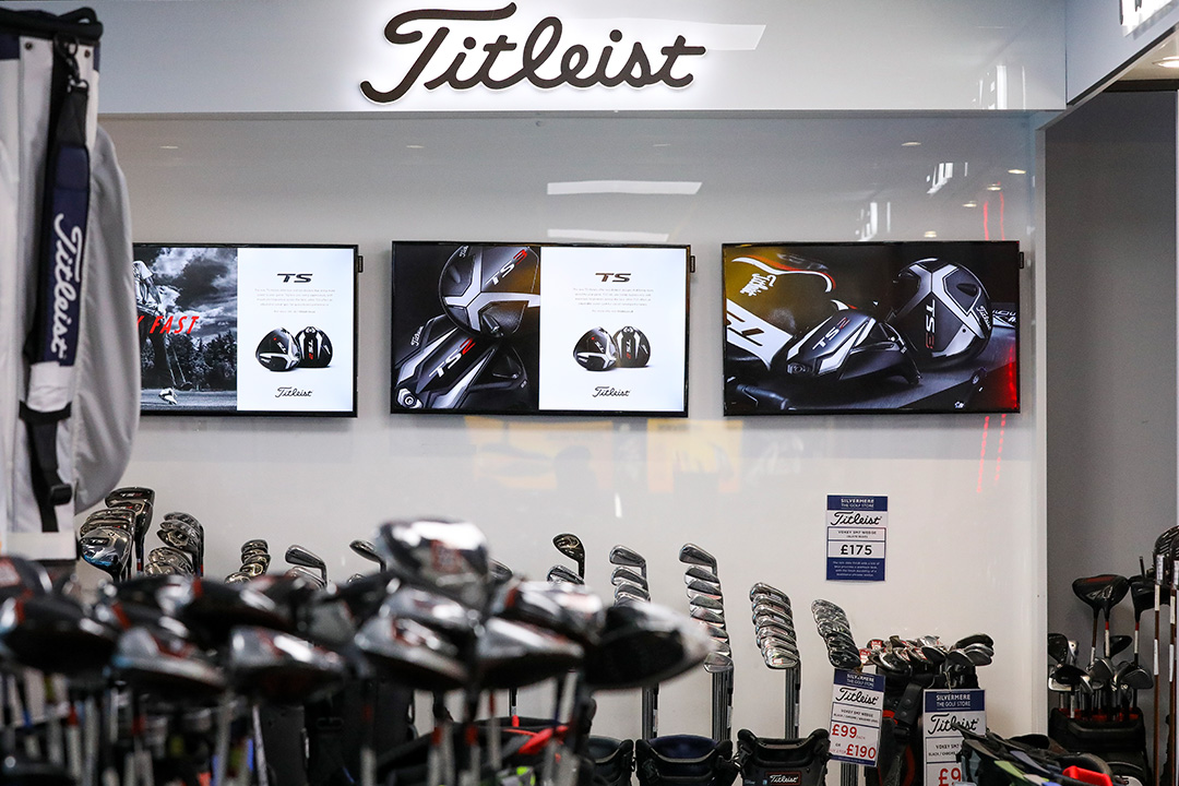 Titleist Clubs from Silvermere Golf Store