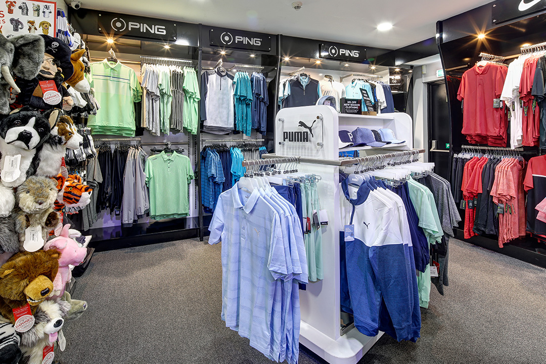 Sale at Silvermere Golf Store