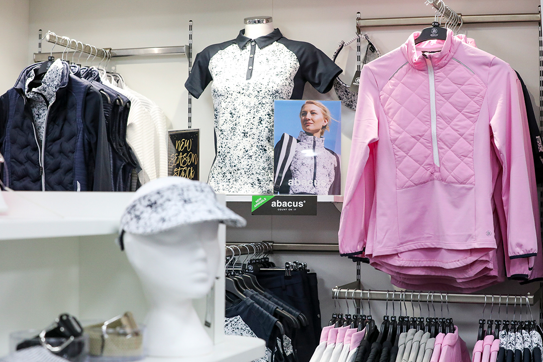 Ladies Clothing at Silvermere