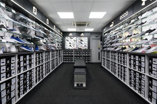 Silvermere Golf Store Shoe Studio Planet FJ