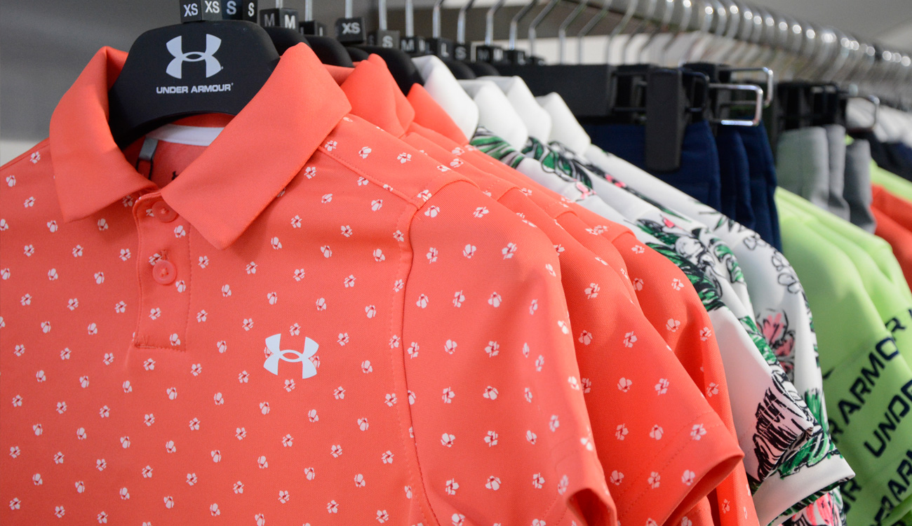 Junior Under Armour clothing from Silvermere